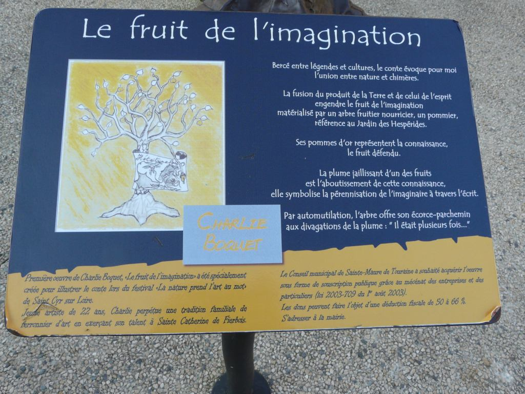 Charlie Boquet Fruit de l'imagination